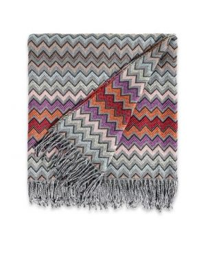 William Throw Cotton Blanket Missoni